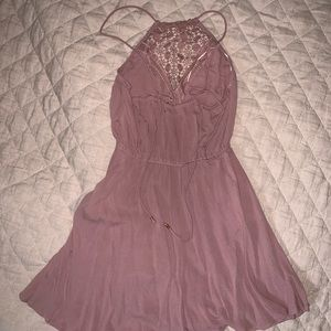 Cute mauve sundress